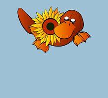 Platypus with Sunflower Unisex T-Shirt