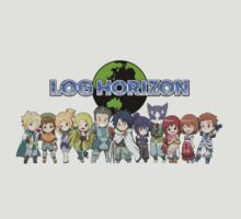 Log Horizon! by Sazanami