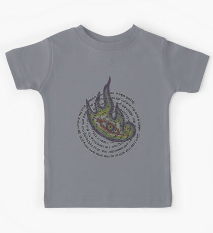Spiral Out - Lateralus Kids Tee
