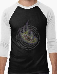 Spiral Out - Lateralus Men's Baseball ¾ T-Shirt