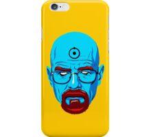 WALTER WHITE-DR MANHATTAN iPhone Case/Skin
