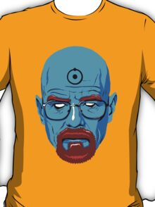 WALTER WHITE-DR MANHATTAN T-Shirt