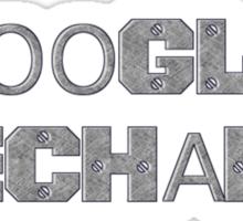 Google Mechanic Sticker