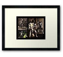 Captain Rex Framed Print