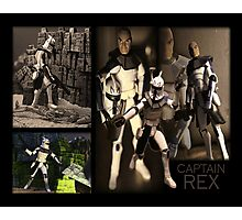 Captain Rex Photographic Print