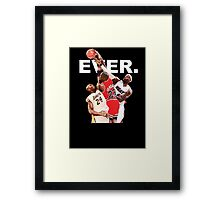 EVER Framed Print