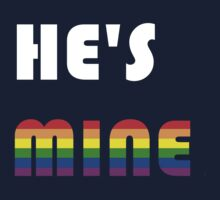 He's Mine Rainbow by Rjcham