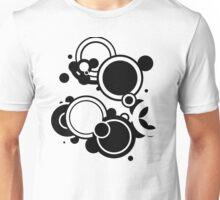 Circular Design Unisex T-Shirt