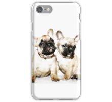 French Bulldogs iPhone Case/Skin