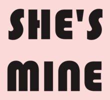 She's Mine One Piece - Long Sleeve