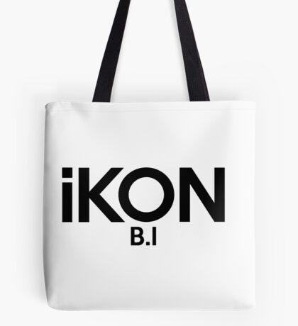 iKON B.I Tote Bag