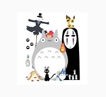 Totoro all Studio Ghibli Gang Unisex T-Shirt