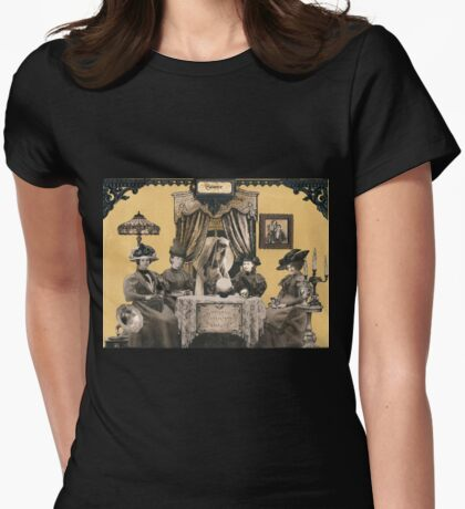 Seance Womens Fitted T-Shirt