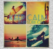 Keep calm and surf on by SeedyRom