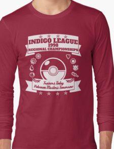 Indigo League (White) T-Shirt
