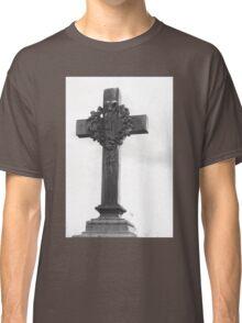 Cemetery Crucifix Classic T-Shirt