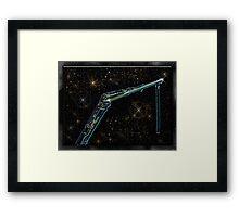 ©DA Arm In The Sky IA Framed Print