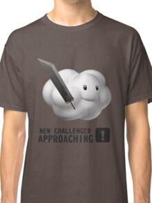 Cloud SSB4 Parody (Super Smash Bros 4) Classic T-Shirt