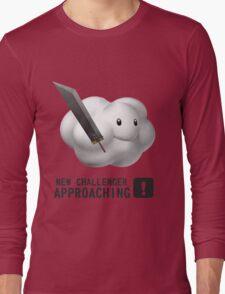 Cloud SSB4 Parody (Super Smash Bros 4) Long Sleeve T-Shirt