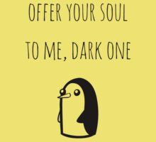Offer Your Soul To Me, Dark One Baby Tee