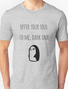 Offer Your Soul To Me, Dark One T-Shirt
