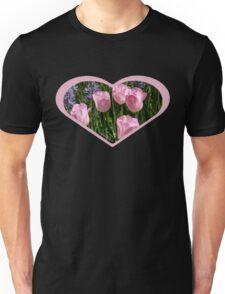 Tulips ~ Dancing in the Sunlight Unisex T-Shirt