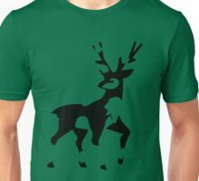 Minimalist Sawsbuck Unisex T-Shirt