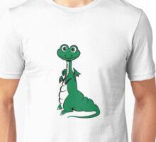 Dragon Fable cool funny design love comic Unisex T-Shirt