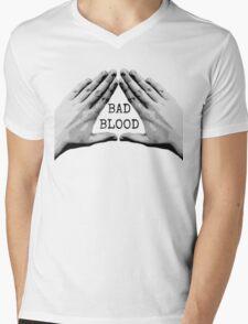 Bad Blood // Mens V-Neck T-Shirt