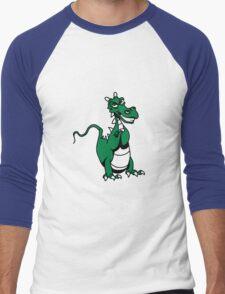 Dragon evil fun funny cool comic T-Shirt