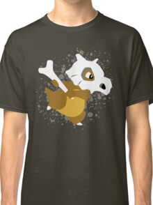Cubone Splatter Classic T-Shirt