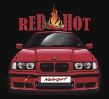 M3 E36 Red Hot by Bm3W