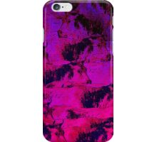 Traffic of cow iPhone Case/Skin