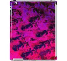 Traffic of cow iPad Case/Skin