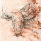 Chinese Zodiac - The Buffalo by KirstenOnRedB