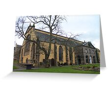 Greyfriar's Kirk, Edinburgh Greeting Card