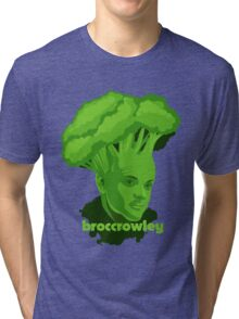 BROCCROWLEY Tri-blend T-Shirt