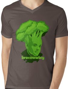 BROCCROWLEY Mens V-Neck T-Shirt