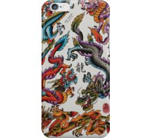 Dragon Flash iPhone Case/Skin