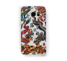 Dragon Flash Samsung Galaxy Case/Skin