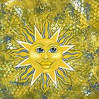 You Are My Sunshine by Lisa Frances Judd ~ QuirkyHappyArt