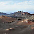 Lanzarote Landscape - Spain by T M B