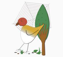 The Bird Baby Tee