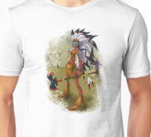 Indian Sorceress Unisex T-Shirt