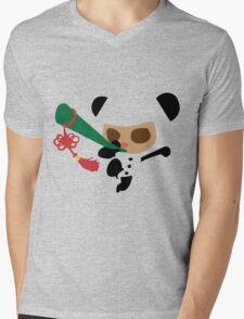 Panda Teemo - Updated Mens V-Neck T-Shirt