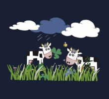 The Cows Baby Tee