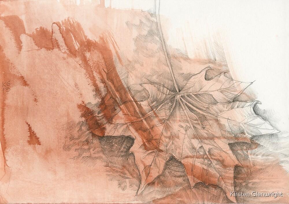 Fallen Leaf by Kirsten Glenwright
