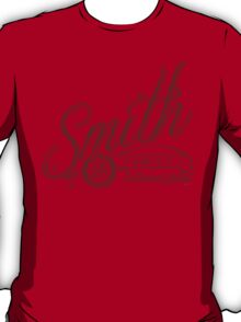 Smith Family - Deep Red T-Shirt