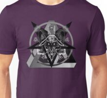 Illuminated - Greyscale/high contrast edit Unisex T-Shirt