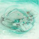 Tree Frog by Kirsten Glenwright